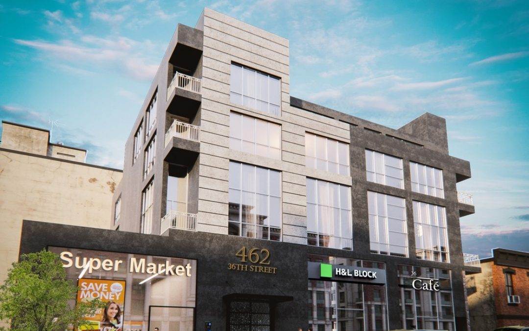 4,200 Sq Ft Commercial Opportunity in Brooklyn!